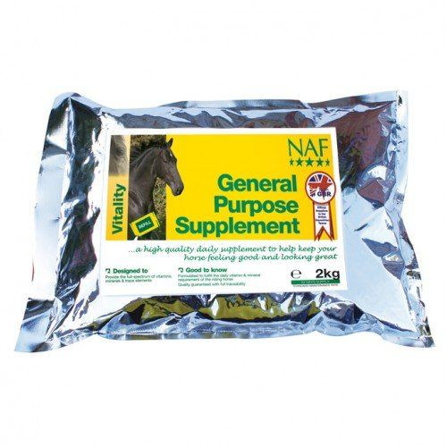 NAF General Purpose Supplement Refill 2 kg