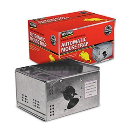 Pest-Stop Automatic Mouse Trap