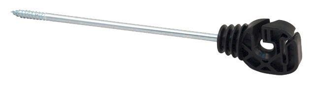 Rutland Electric Fencing Off Set Combi Wood Screw Insulator Pack of 10