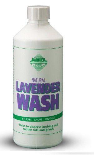 Barrier Natural Lavender Wash 500ml