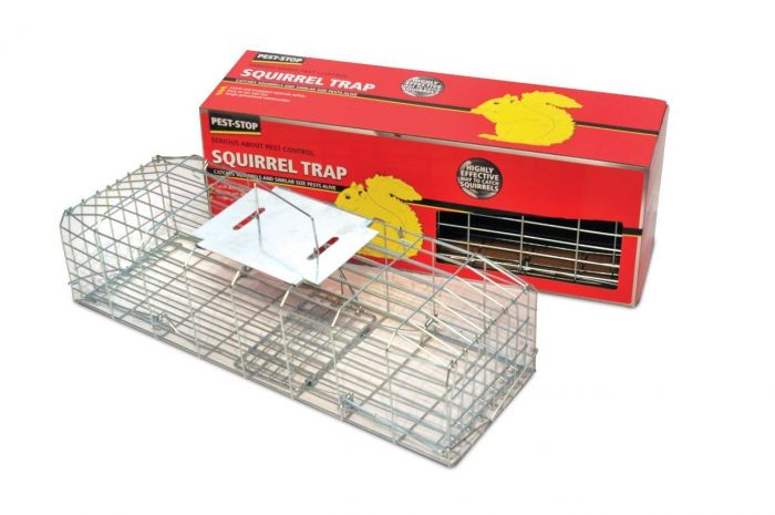 Pest-Stop Squirrel Cage Trap
