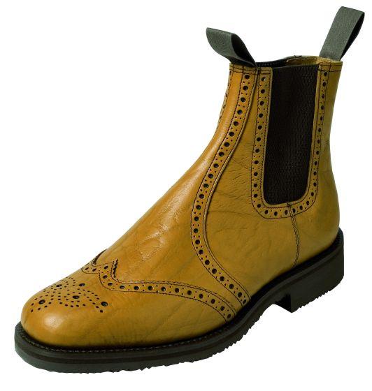 Hoggs of Fife 570R Banbury Brogue Market Boot