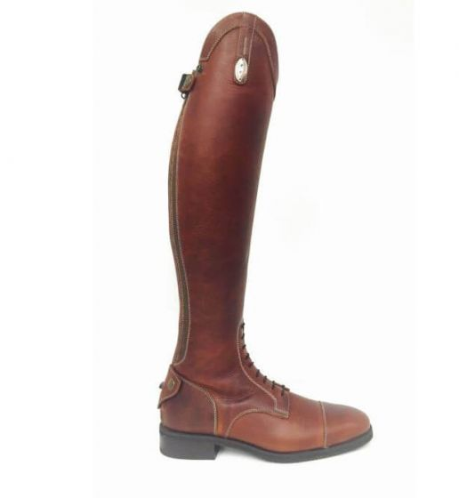 Secchiari 200EL Cotto Riding Boots Light Brown