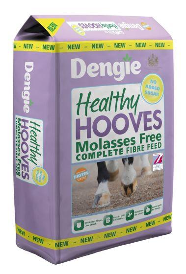 Dengie Healthy Hooves Molasses Free Horse Feed 20kg