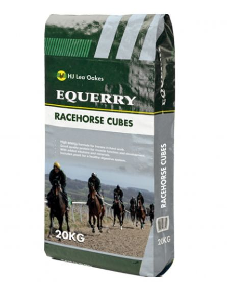 Equerry Racehorse Cubes Horse Feed 20kg