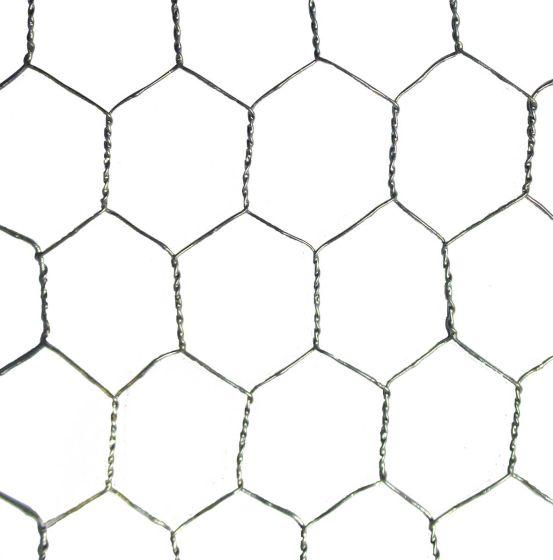 Galvanised Wire Netting 900mm X 50mm 10m