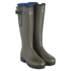 Le Chameau Ladies Vierzonord Neoprene Lined Wellington Boots