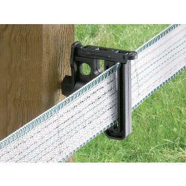 Rutland Electro-Tape Wood Screw Insulator 25 Pack