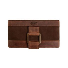 Dubarry Ladies Dunbrody Wallet Walnut