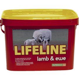 LifeLine Lamb and Ewe Bucket 22.5kg