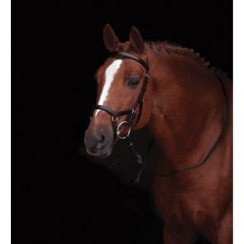 Horseware Rambo Micklem Competition Bridle without Reins Brown
