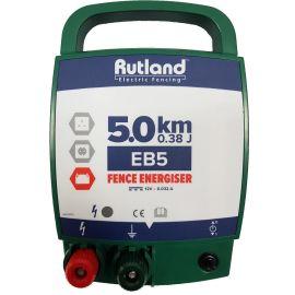Rutland Electric Fencing EB5 Battery Fencing Energiser - Cheshire, UK