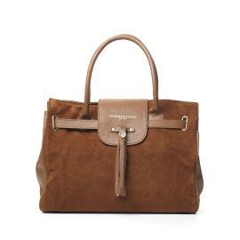 Fairfax & Favor Ladies Windsor Handbag Tan