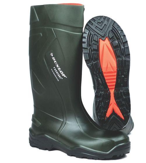 Dunlop Purofort Plus Full Safety Wellingtons - Cheshire, UK