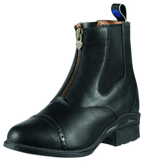 Ariat Ladies Devon Pro VX Paddock Boots Black