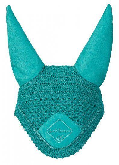 LeMieux Signature Fly Hood Turquoise