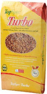 TopSpec Turbo Flakes Horse Feed 20kg