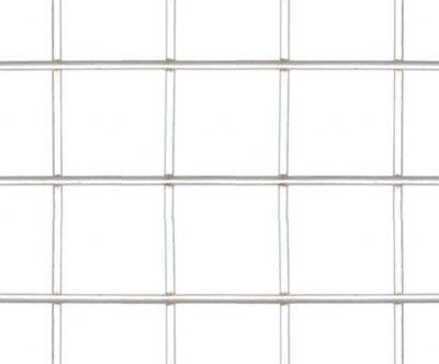 Galvanised Weld Mesh Wire Netting 900mm X 13mm X 25mm X 19G 6m
