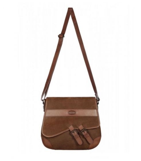 Dubarry Ladies Boyne Cross Body Bag Walnut