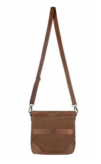 Dubarry Ladies Ardmore Messenger Bag Walnut