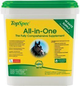 TopSpec All In One 4kg Supplement