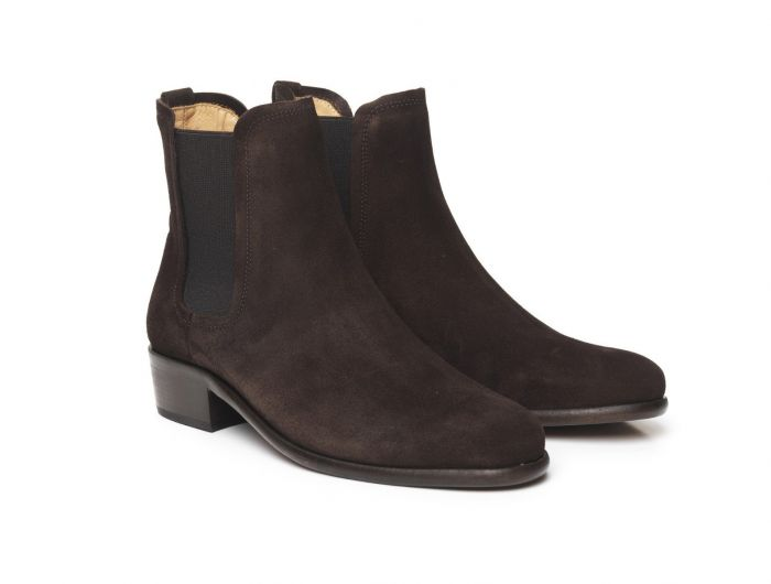 Fairfax & Favor Ladies Chelsea Boot Brown