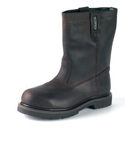 Hoggs of Fife Aquasafe Rigger Boot Brown
