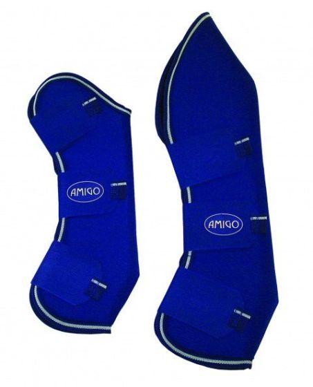 Horseware Amigo Travel Boots Blue