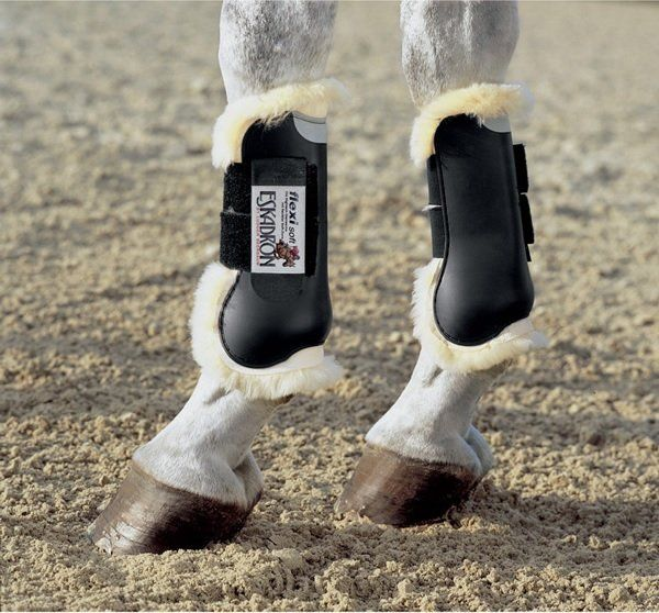 Eskadron Flexisoft Tendon Boot Sheep Skin