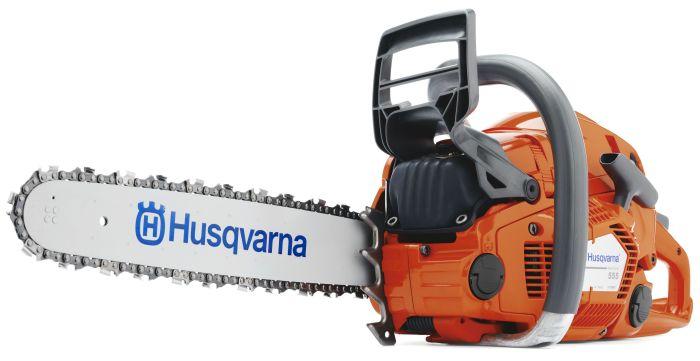 Husqvarna 555 Petrol Chainsaw
