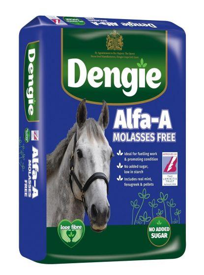 Dengie Alfa-A Molasses Free Horse Feed 20kg