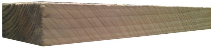 3.6m X 100mm X 22mm Sawn Board