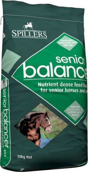 Spillers Senior Balancer Horse Feed 20kg