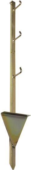 Rutland Electric Fencing T Section Corner Post 79cm