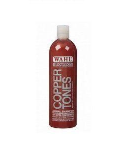 WAHL Showman Copper Tones Shampoo 500ml