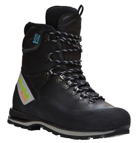 Arbortec Scafell Lite Class 2 Chainsaw Boots Black