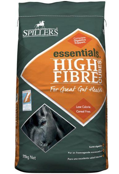 Spillers High Fibre Cubes Horse Feed 20kg