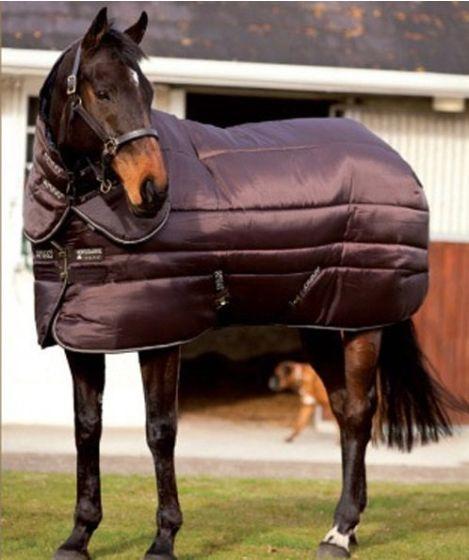 Horseware Amigo 550G Heavy Weight Plus Insulator Stable Rug Brown