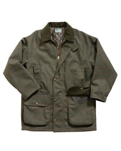 Hoggs of Fife Edinburgh Tweed Jacket Green