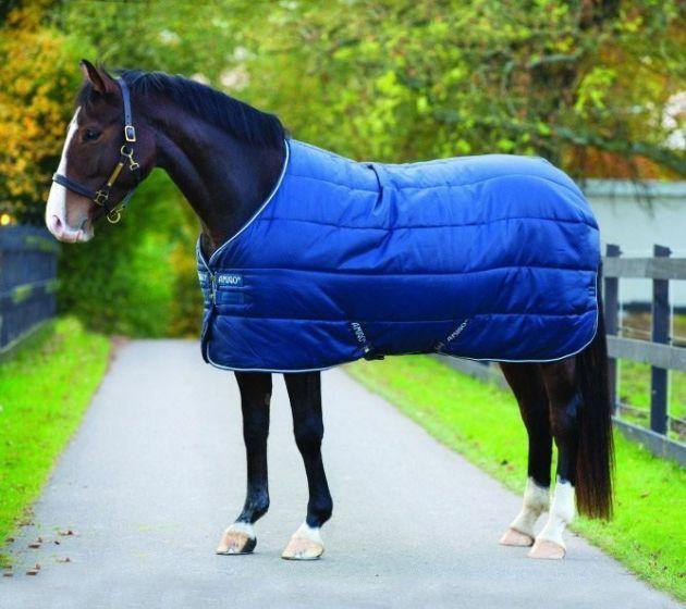 Horseware Amigo Insulator Lite 100G Stable Rug Navy