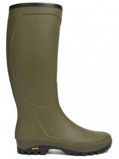 Le Chameau Country Vibram Wellington Boots