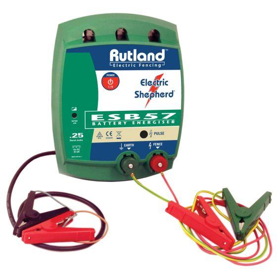 Rutland ESB57 Battery Fence Energiser - Discontinued
