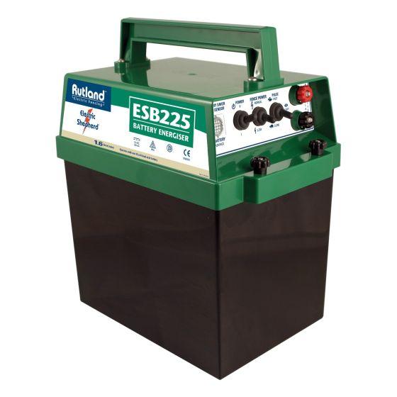 Rutland ESB225 Battery Fence Energiser-DISCONTINUED