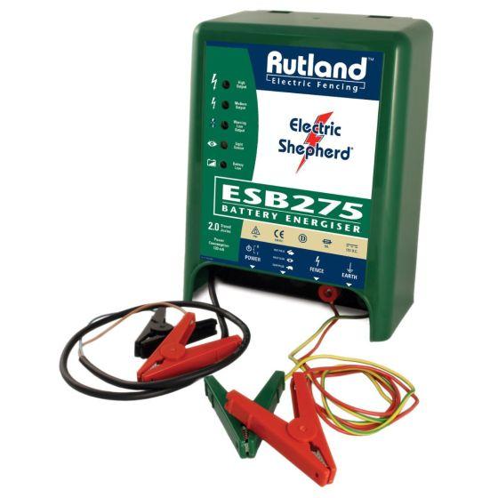 Rutland ESB275 Battery Fence Energiser DISCONTINUED