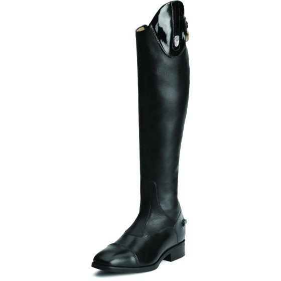 Ariat Ladies Monaco Stretch Zip Black