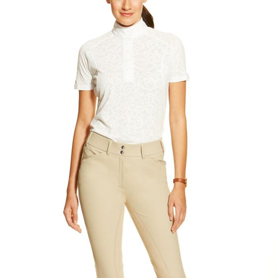 Ariat Ladies Showstopper Short Sleeved