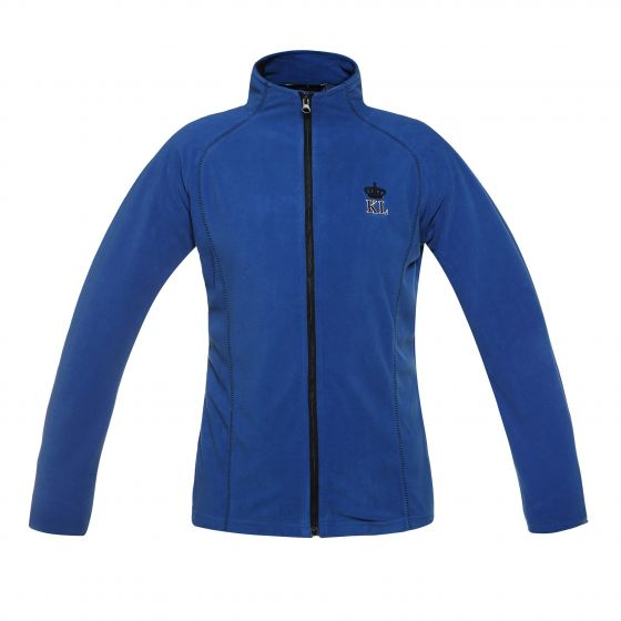 Kingsland Ladies Amy Fleece Jacket Blue