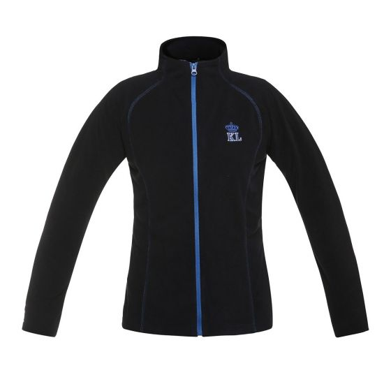 Kingsland Ladies Amy Fleece Jacket Navy