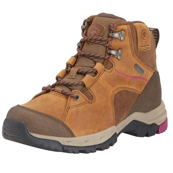 Ariat Ladies Skyline Mid GTX Boot Frontier Brown