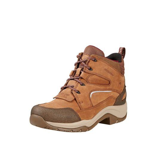 Ariat Ladies Telluride II H20 Boot Palm Brown